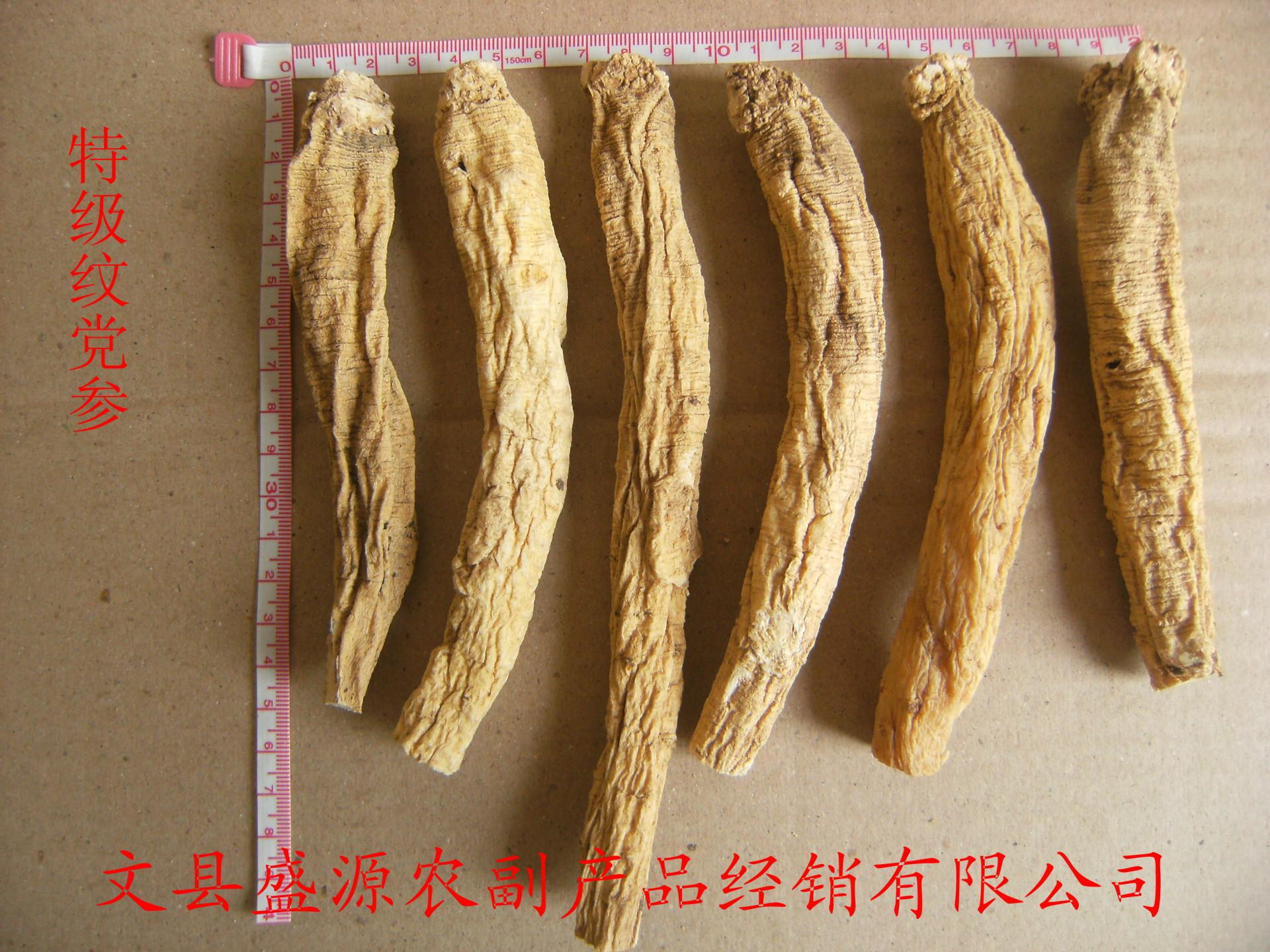Плантационный китайский кодонопсис.